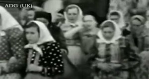 1937 Film Captures Woman using a Mobile