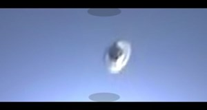 Arizona Skies UFO Caught on Camera